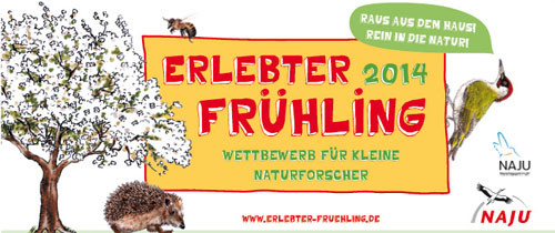 "Bestellformular ""Erlebter Frühling"" 2013"