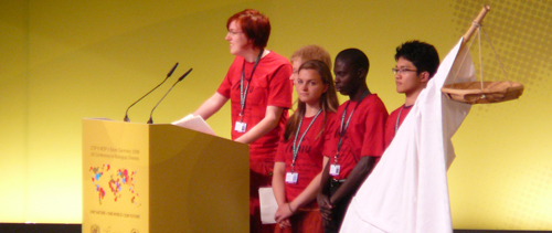 International youth conferences