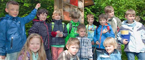 NAJU-Kindergruppen stellen sich vor