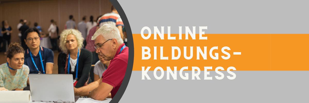 Online Bildungskongress