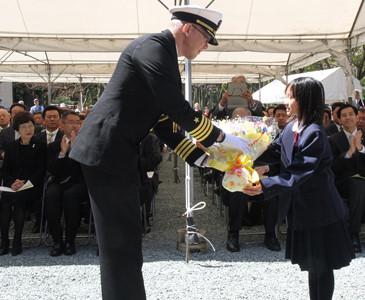 平成26年度 佐久間艇長遺徳顕彰...
