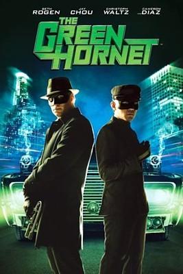 The Green Hornet (USA 2011) Plakatmotiv