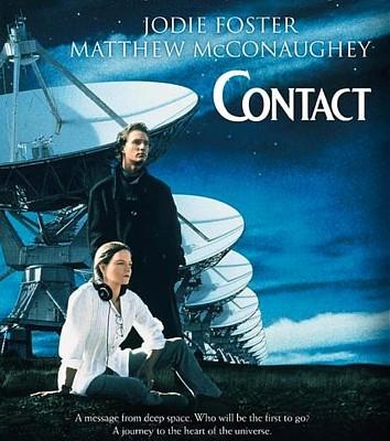 Film Contact (1997) Filmplakat