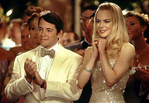 """Szenenfoto aus """"Die Frauen von Stepford"""" (The Stepford Wives, USA 2004) von Frank Oz; Matthew Broderick, Nicole Kidman"""