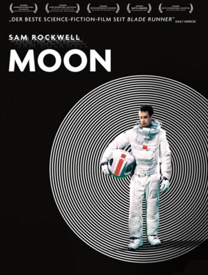 Film Moon (GB 2009) DVD Cover