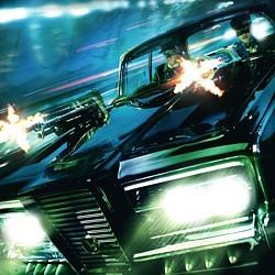 """Ausschnitt aus einem Kinoplakat zu dem Film """"The Green Hornet"""" (USA 2011) von Michel Gondry"""