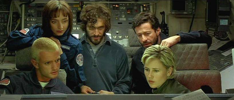 """Szenenfoto aus dem Film """"Nàufragos"""" (Spanien 2001)"""