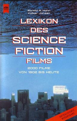 """Buchcover von Ronald M. Hahn/Volker Jansen: """"Lexikon des Science Fiction Films"""" (7. Auflage 1997)"""