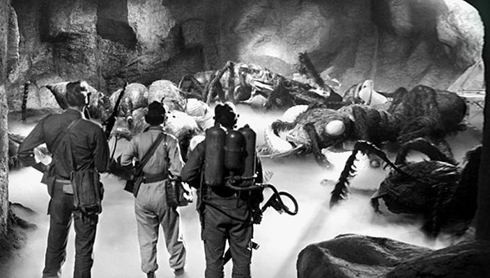 """Szenenfoto aus """"Formicula"""" (Them!, USA 1954) von Gordon Douglas"""