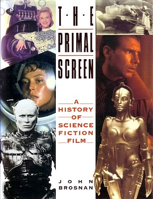 "Buchcover von John Brosnan, ""The Primal Screen"" (1991)"