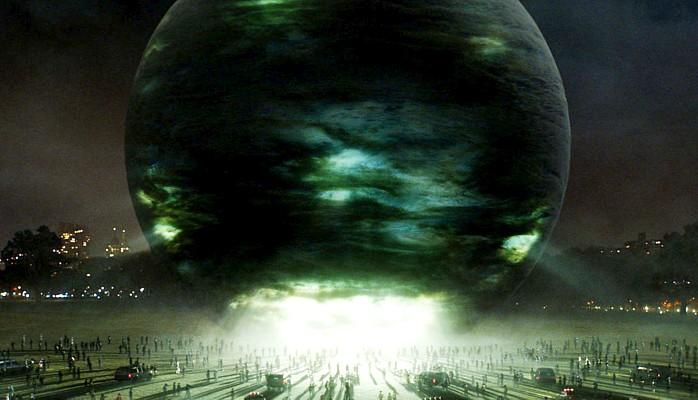 """Szenenfoto aus dem Film """"Der Tag, an dem die Erde stillstand"""" (The Day the Earth Stood Still, USA 2008)"""