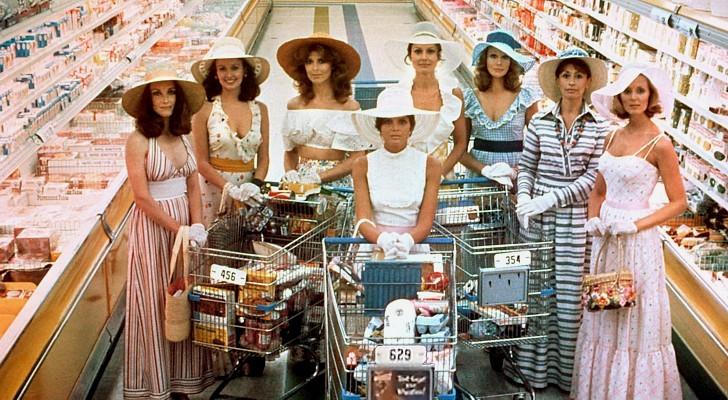 """Publicity Shot für den Film """"Die Frauen von Stepford"""" (The Stepford Wives, USA 1975) von Bryan Forbes"""