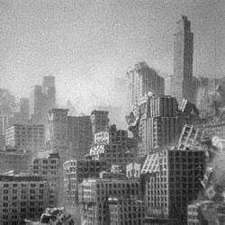 "Szenenfoto aus dem Film ""Deluge"" (USA 1933) von Felix E. Feist"