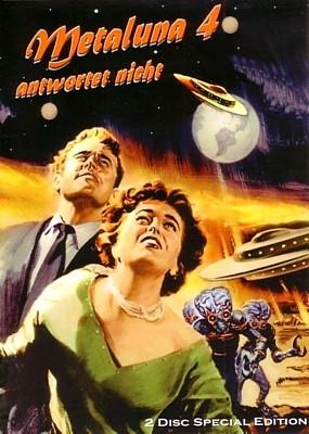 Metaluna 4 antwortet nicht (This Island Earth, USA 1955) DVD Covermotiv