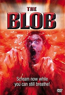"DVD-Cover zu dem Film ""Der Blob"" (The Blob, USA 1988) von Chuck Russell"