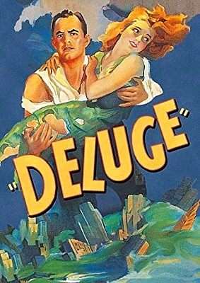 "DVD- und Bluray-Cover dem Film ""Deluge"" (USA 1933) von Felix E. Feist"