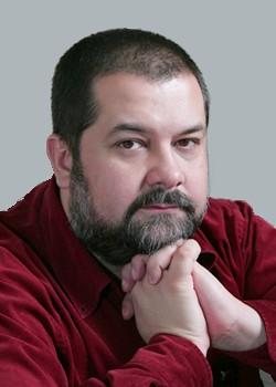 Sergej Lukianenko, circa 2007