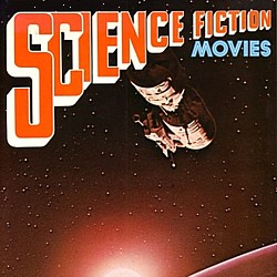 """Ausschnitt des Covers des Buchs """"Science Fiction Movies"""" (1976) von Philip Strick (1939-2006)"""