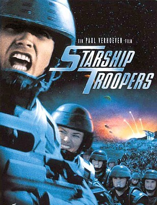 Film Starship Troopers (USA 1997) Filmplakat