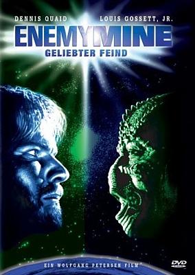 """DVD-Cover zu dem Film """"Enemy Mine – Geliebter Feind"""" (USA/D 1985) von Wolfgang Petersen"""
