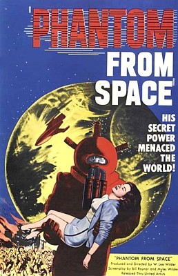 Phantom from Space (USA 1953) Kinoplakat