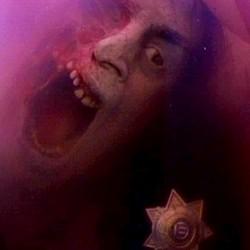 """Szenenfoto aus dem Film """"Der Blob"""" (The Blob, USA 1988) von Chuck Russell"""