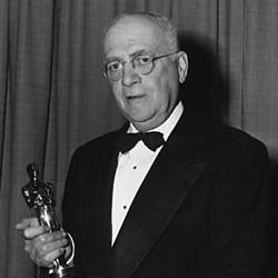 Willis O'Brien bei der Oscar-Verleihung 1951