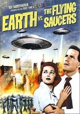 Fliegende Untertassen greifen an (USA 1956) DVD Cover