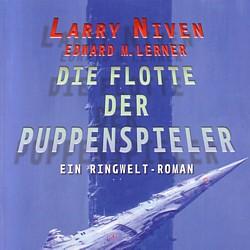 """Covermotiv vom Buch von Larry Niven, """"Die Flotte der Puppenspieler"""" (Fleet of Worlds, 2007) in der Ausgabe von Bastei-Lübbe von 2008"""