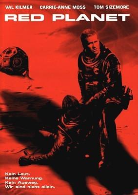 Red Planet (USA 2000) Kinoplakat
