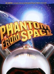 Phantom from Space (USA 1953) DVD Cover 2008