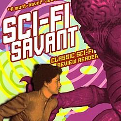 """Ausschnitt vom Buchcover von Glenn Erickson, """"Sci-Fi Savant"""" (2011)"""