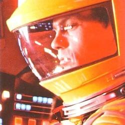 """Szenenfoto aus """"2001: Odyssee im Weltraum"""" (USA 1968) von Stanley Kubrick"""