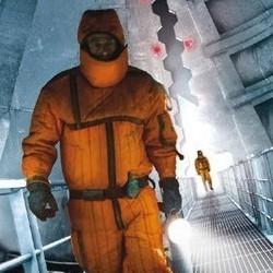 """Ausschnitt aus dem Kinoplakat zu dem Film """"Cargo"""" (Schweiz 2009) von Ivan Engler und Ralph Etter"""