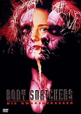 "DVD-Cover zu dem Film ""Body Snatchers"" (USA 1993) von Abel Ferrara"