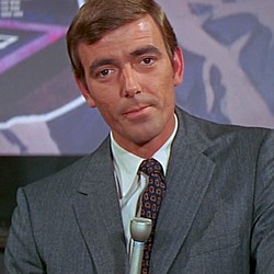 "Eric Braeden in einer Szene aus dem Film ""Colossus -- The Forbin Project"" (USA 1970)"