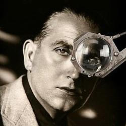 """Buchcover zu """"Fritz Lang. Ich bin ein Augenmensch"""" (2014) von Norbert Grob"""
