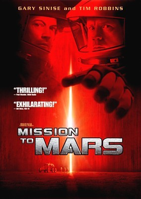 Mission to Mars (USA 2000) Kinoplakat