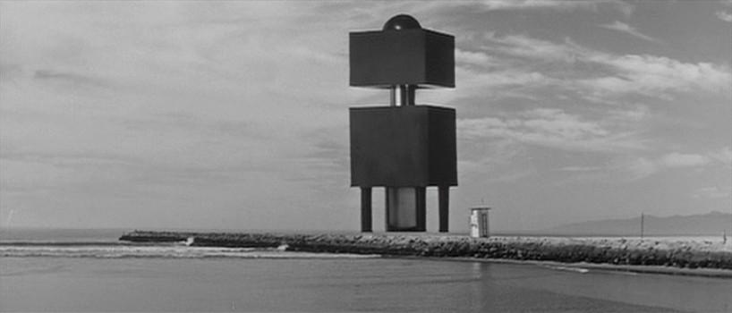 """Szenenfoto aus """"Kronos"""" (USA 1957) von Kurt Neumann"""