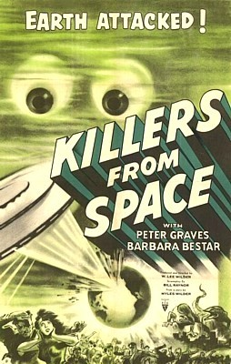 Killers from Space Kinoplakat