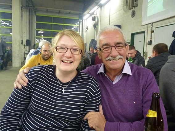 Gregor Gätter nach 32 Dienstjahren in Pension, auch Fabienne Marty wird ihn vermissen