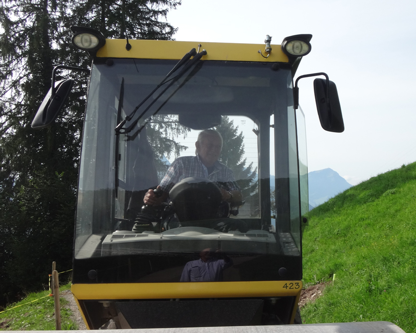 Auf der Walze: Köbi Müller, Rotomag