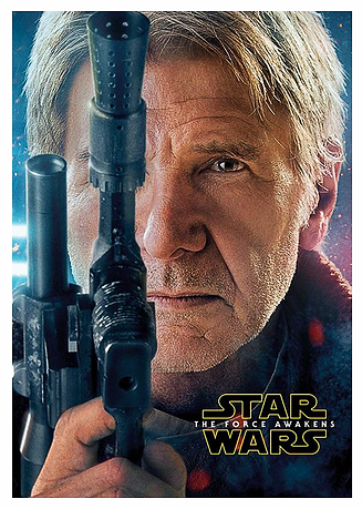 Star Wars Poster Han Solo Foto The Force Awakens