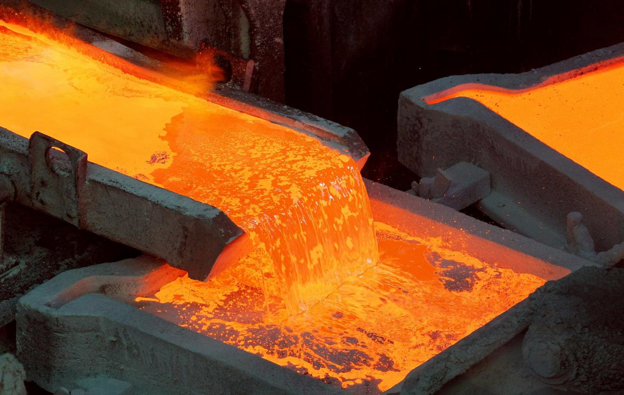 COPPER  ferroalloys and metals Brokermet