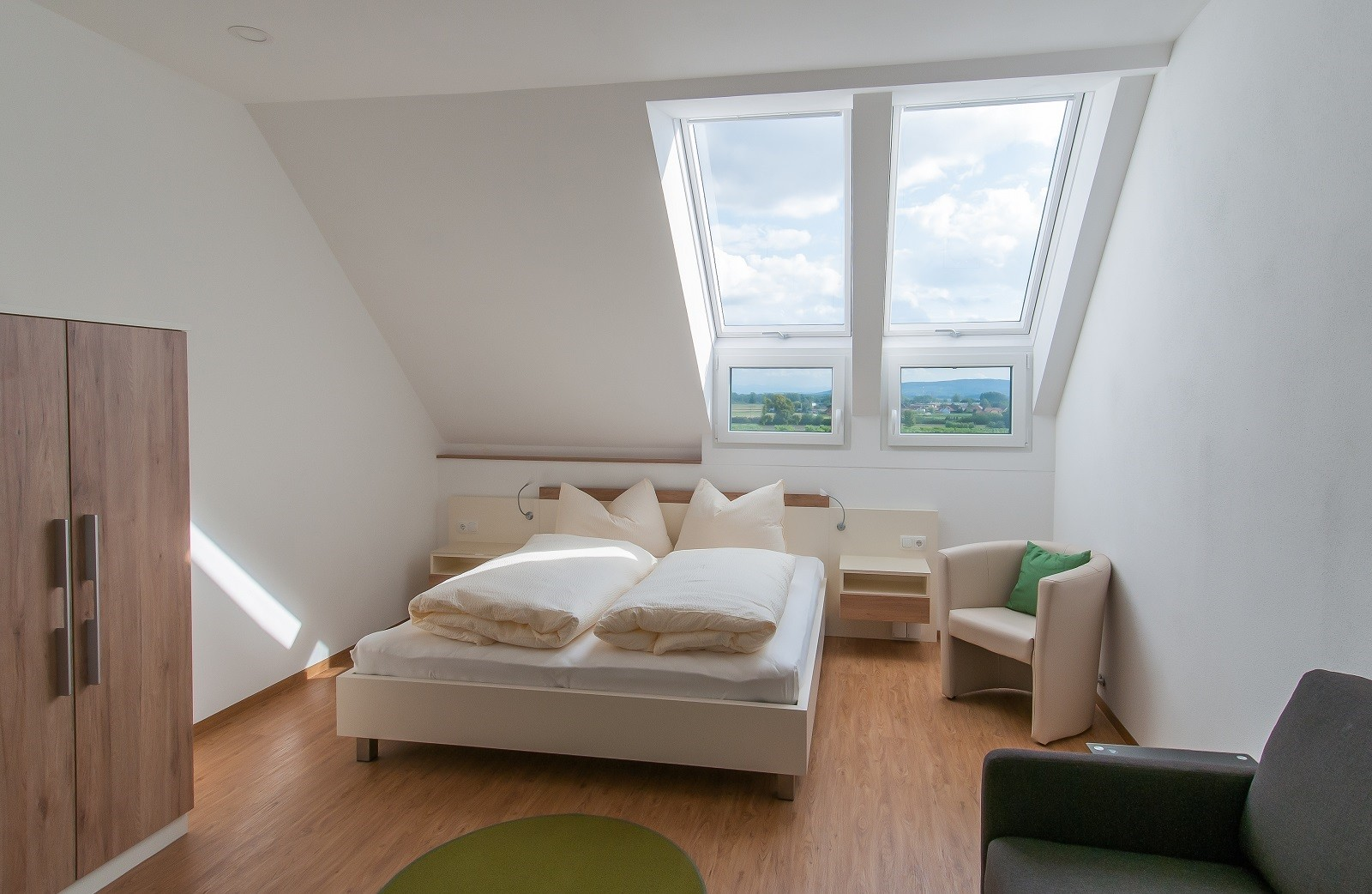Zimmer 1 Grüner Veltliner
