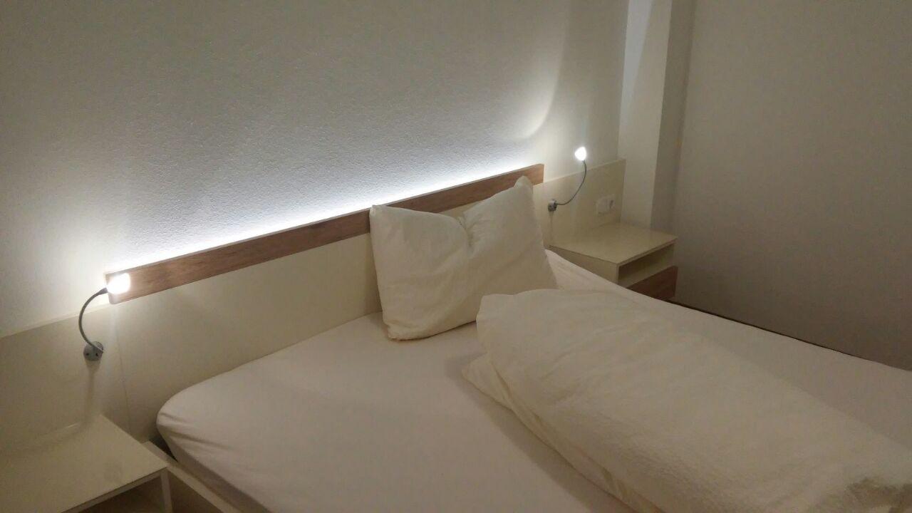 Appartement Zweigelt Schlafzimmer