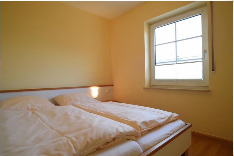 Kinderzimmer mit Doppelbett