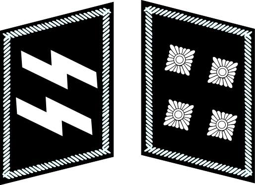 Horst Schumann, SS Sturmbannführer (Oficial Superior, equivalente en otros ejércitos a Comandante)