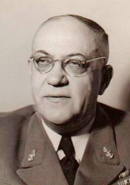 Theodor Morell, médico de Adolf Hitler.