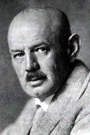 Dietrich Eckart (retrato de 1943 por el 20 aniversario de su muerte)
